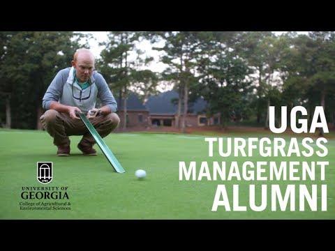 UGA Turfgrass Management Alumni