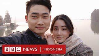Virus Corona Menyaksikan Perjuangan Istri Melawan Covid 19 Bbc News Indonesia