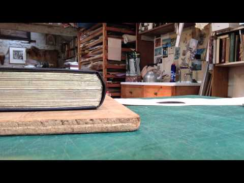 professional practice book binding