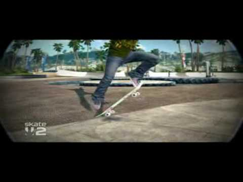 EA Skate 2 - Realistic mixed with Un-Realistic