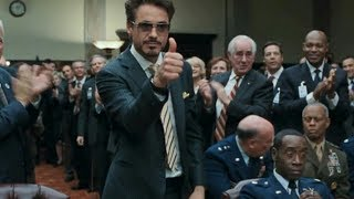 Download Iron Man 2 | 'You Want My Property,You Can't Have It' Scene | (2010) Movie Clip 2K Video