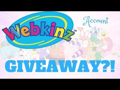 Webkinz Account Giveaway (CLOSED)