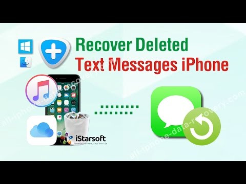 Recover Deleted Text Messages iPhone & How to Recover Deleted iMessages