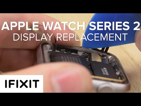 Apple Watch Series 2 Display Replacement—How To