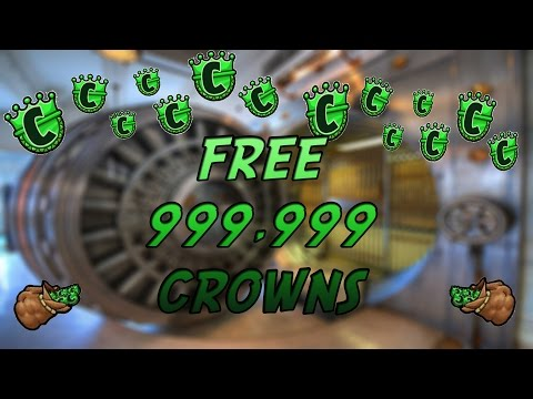 Wizard101: HOW TO GET FREE 999,999 CROWNS!!!