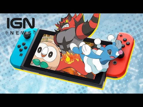 Core Pokemon RPG Coming to Nintendo Switch in 2019 - IGN News