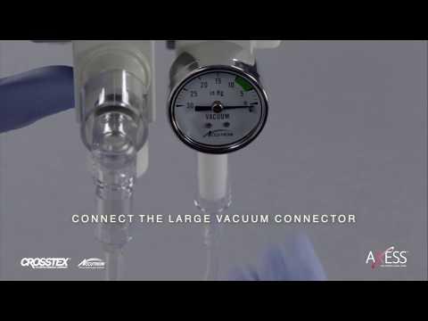 Axess® Installation Snippet – Accutron™ RFS™