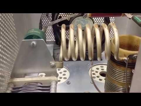 Heathkit SB 220 Linear Amplifier refurbishment