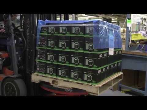 Making 007e High Efficiency Circulator Pumps