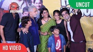 UNCUT - Hope Aur Hum Official Trailer Launch | Naseeruddin Shah, Sonali Kulkarni