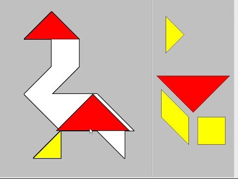 Tangram 1.0 (Windows game 1997)