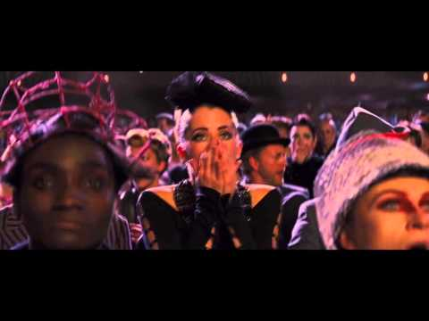 The Hunger Games: Catching  Fire - Baby Scene