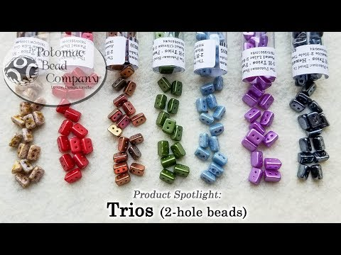 Product Spotlight - Trios Beads