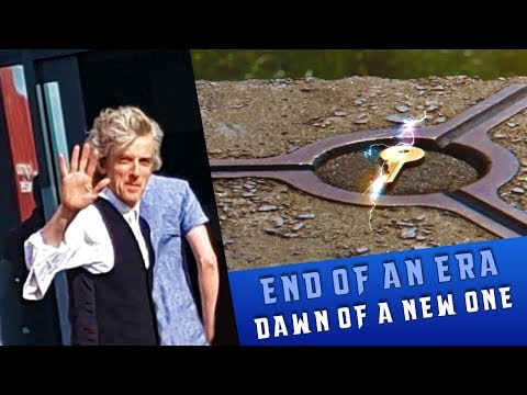 Capaldi's Final Day & A New Doctor - WhoNews