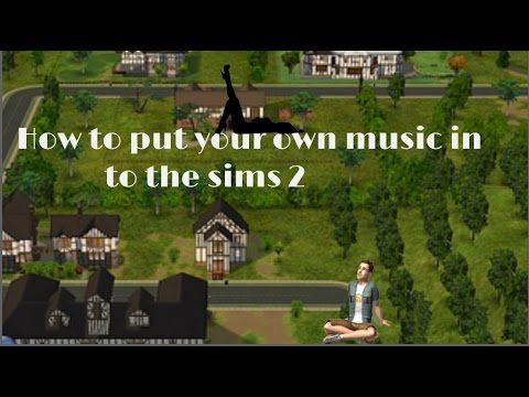 How to put your own music in the sims 2