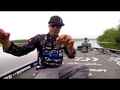 Sunline Braid To Fluorocarbon Knots with Brent Ehrler and Aaron Martens