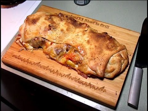 Sausage Pepper and Onion Roll