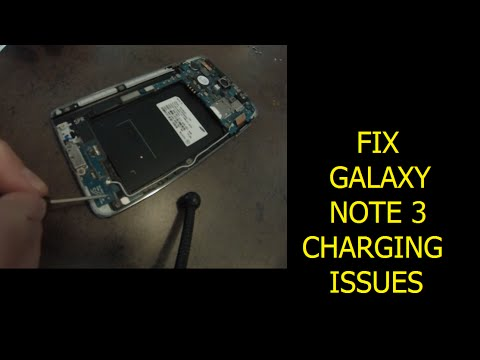 Note 3 All of a Sudden Quit Charging FIX FAST