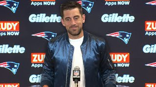 AARON RODGERS TO THE PATRIOTS IN BLOCKBUSTER DEAL (Hypothetical Trade)