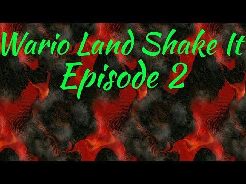 Wario Land Shake It! | Ep 2| Whoopsy Desert