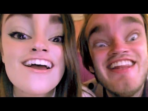HOW TO BE UGLY! (Photobooth Tag) - (Fridays With PewDiePie - Part 72)