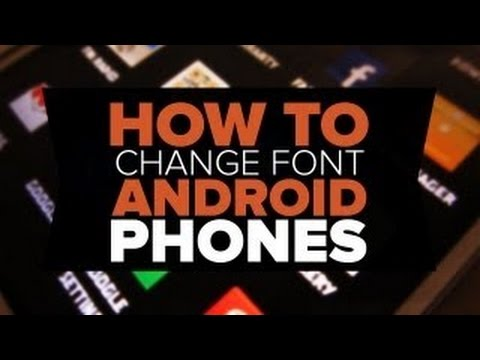 How to Change Fonts in  MICROMAX unite2 or in ANY ANDROID device