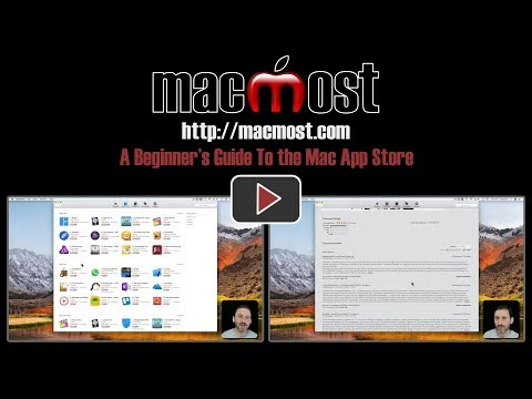 A Beginner's Guide To the Mac App Store (#1503)