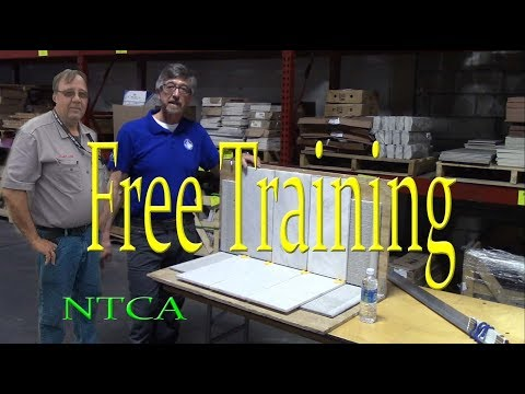 😡😭Avoid bad tile installations, get some training for free.