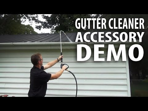 Gutter Cleaning Accessory - Easy Kleen