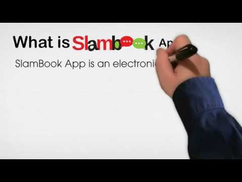 SlamBook App