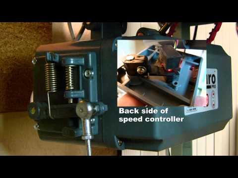Servo Motor: DIY Smoother Speed Control MOD