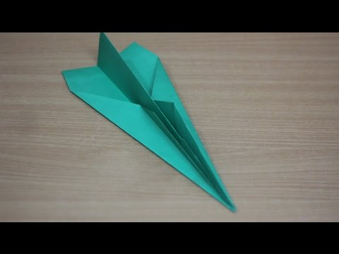 How to make amazing paper plane for kids - Creative paper craft ideas