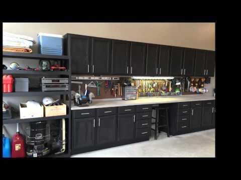 Garage Storage Project