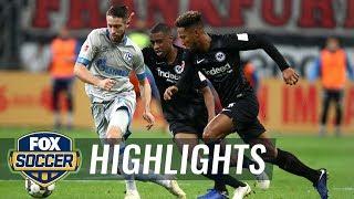 Eintracht Frankfurt vs. FC Schalke 04 | 2018-19 Bundesliga Highlights