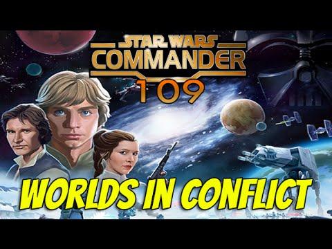 Star Wars Commander Empire #109 - Worlds in Conflict (3.0.2 Update)