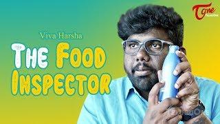 The Food Inspector   VIVA Harsha   TeluguOne