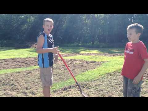 RC AWESOME  How to make your own backyard RC track!