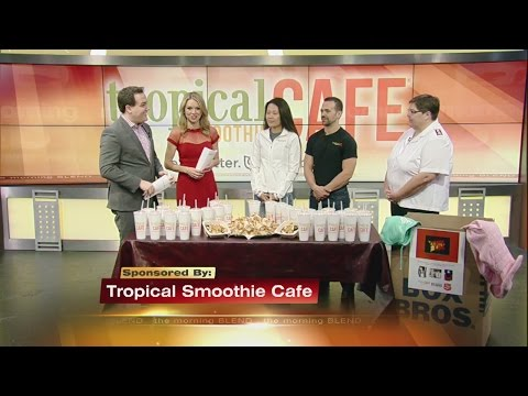 Donate Coats For Kids At Tropical Smoothie 10/6/16