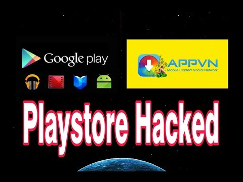 Playstore HACKED! (August 2017) Free Download paid apps