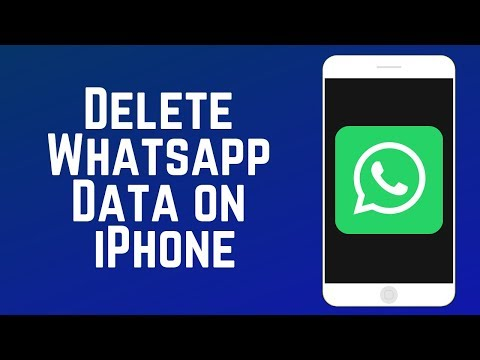 How to Delete WhatsApp Data from Your iPhone