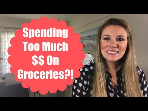 Grocery Budget | What Is Too Much?