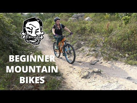 How to choose a beginner mountain bike - Mountain Biking Explained EP2