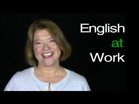 English at Work | Get On With Your Colleagues