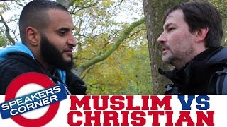 Is The Bible Historicaly Acurate? | Mohammed Hijab vs Christian| Speakers Corner