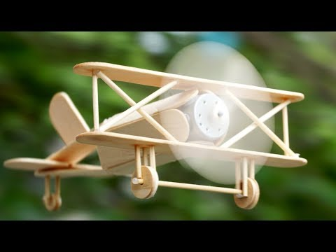 How to make a Helicopter using DC motor DIY project