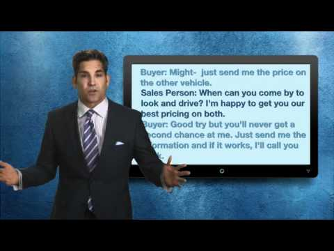 Sales - Phone Sales for Auto Dealers