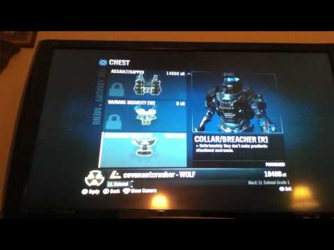 Halo reach how to get kats robotic arm
