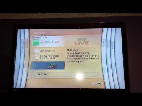 Pre NXE Xbox 360