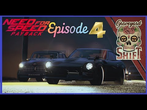 Lets Play Need For Speed Payback Ep 04 - A Race With Lady Death (La Catrina) [4K 60FPS ULTRA]