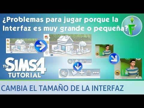 Cambia el tamaño de la interfaz (UI) en Los Sims 4   Trucos y Consejos